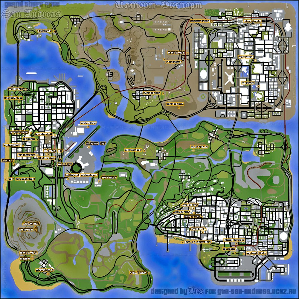 Карта раковин карта подков карта